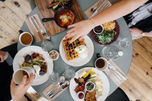 Echt eten (gezond eten) komt vaker voor in een authentieke eet cultuur
