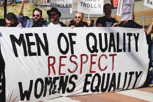 Denken = Respect equality
