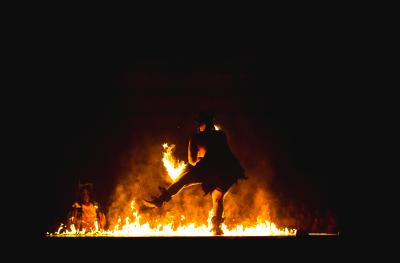 Spiritualiteit - de mysterie van het vuur