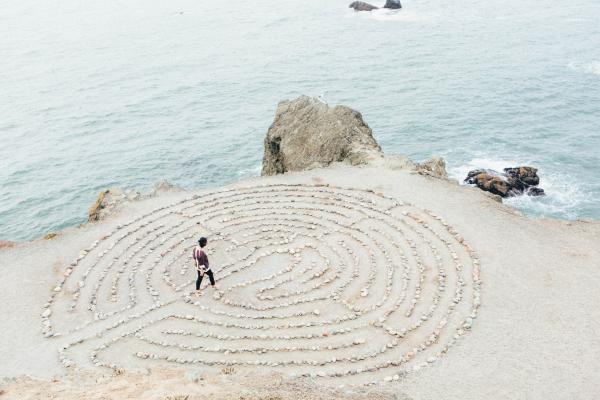 Sociale cirkels van dichtbij tot veraf - matigheid - mindfulness