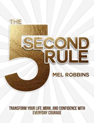 Boekbespreking - 5 second rule - Mel Robbins