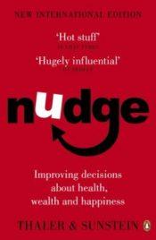 Nudge (duwtje) – Thaler/Sunstein