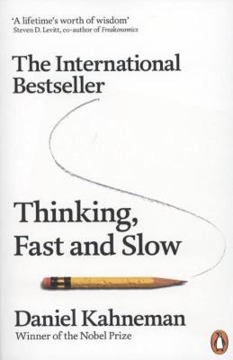 Boekbespreking: Kahneman Thinking fast and slow