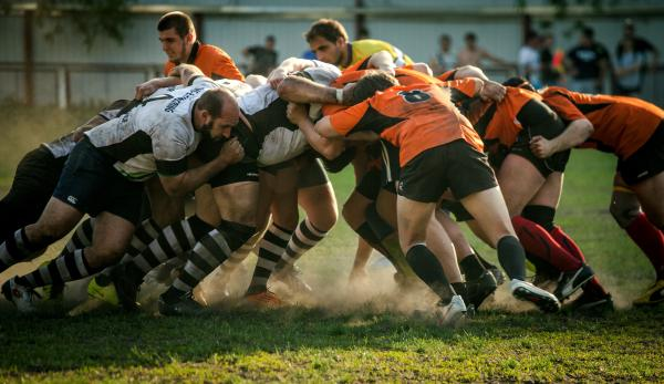 Sport kan karakter vormen