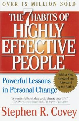 Boekbespreking: Stephen Covey: The 7 habits of highly effective people