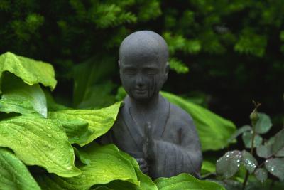 Cultuur - beeldhouwerk - Wijsheid in 2021 - Mindfulness