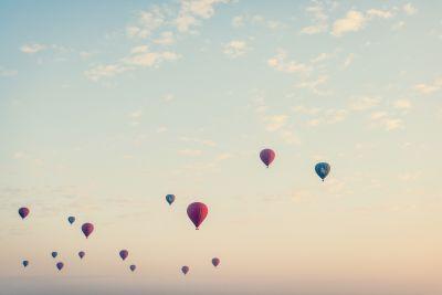 Ballonnetje oplaten?