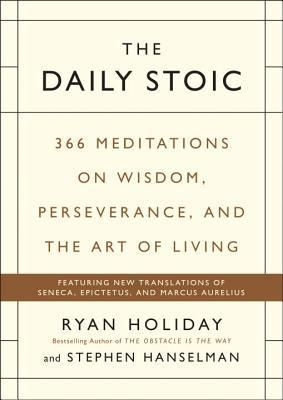 Boekbespreking: Ryan Holiday - The Daily Stoic