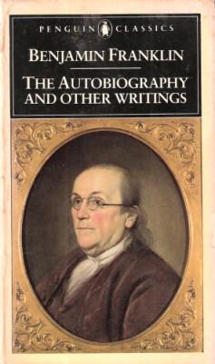 Autobiografie Benjamin Franklin