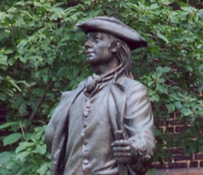 Jonge Benjamin Franklin