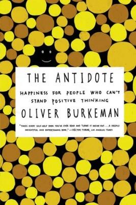 Boekbespreking 'The Antidote' (voor positiviteit) van Oliver Burkeman