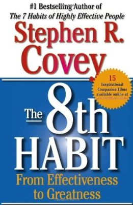 The 8th habit van Stephen Covey - Leiderschap